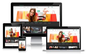 Responsive eCommerce Templates