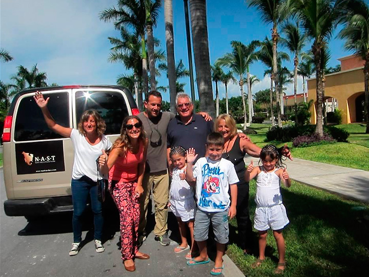 cancun transportation service