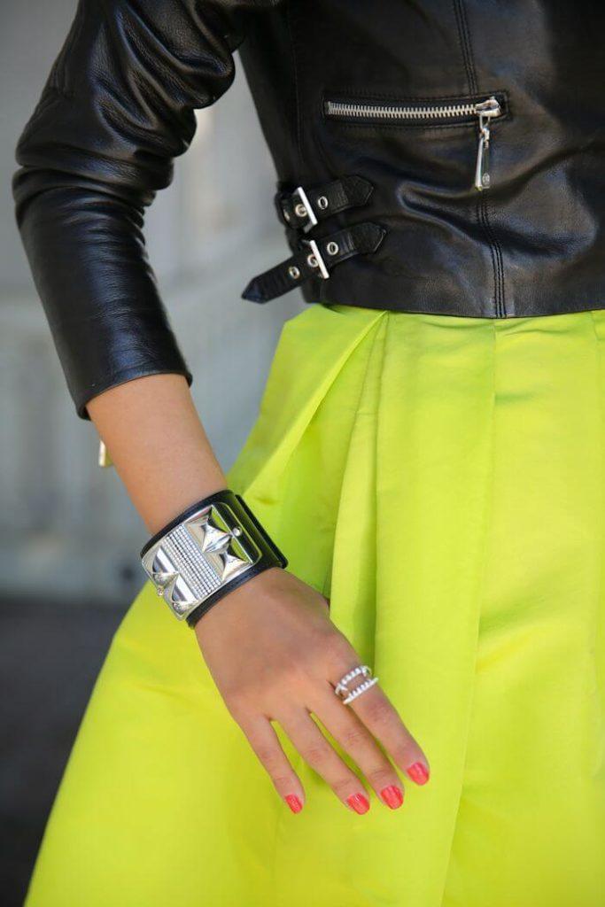 Neon Color Dress