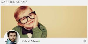 profile & cover photo