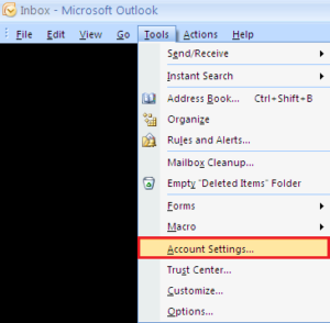 Archive Yahoo Mail to Hard Drive Using Outlook and