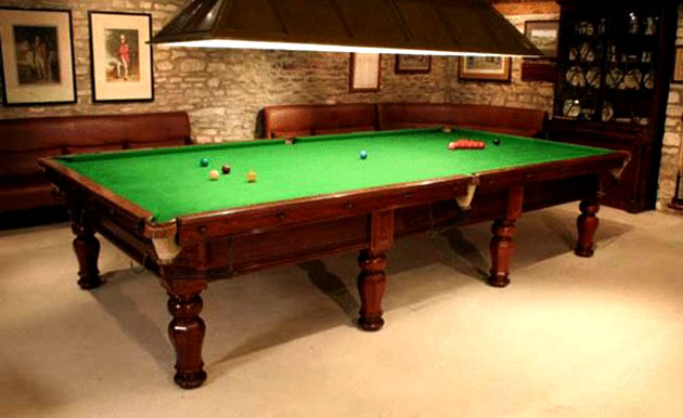 Queries To Clear Prior Picking Any Billiard Table Supplier