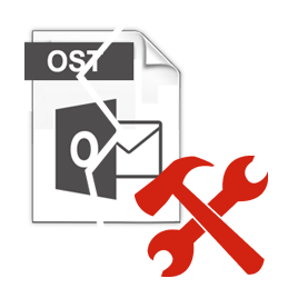 cannot open OST file in Outlook 2010