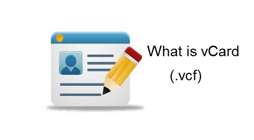 vCard file format-1