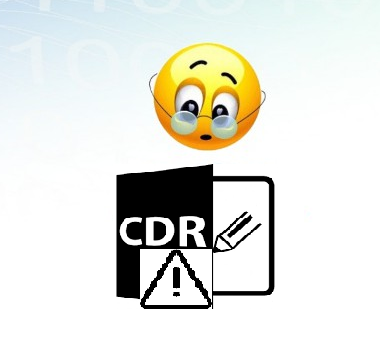 .cdr File Not Opening in CorelDRAW Error
