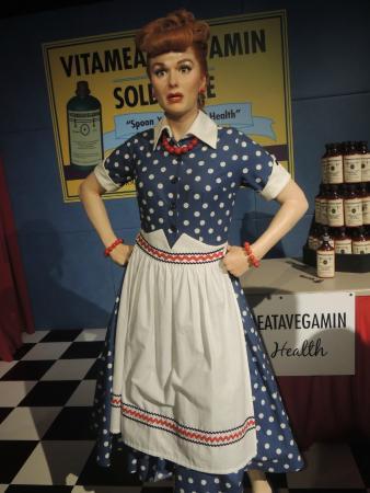 Miss Lucille Ball
