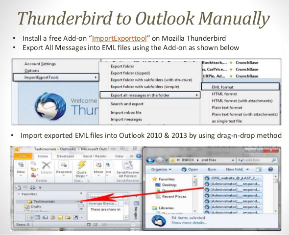 How to Migrate Thunderbird MBOX to Outlook PST or Office 365