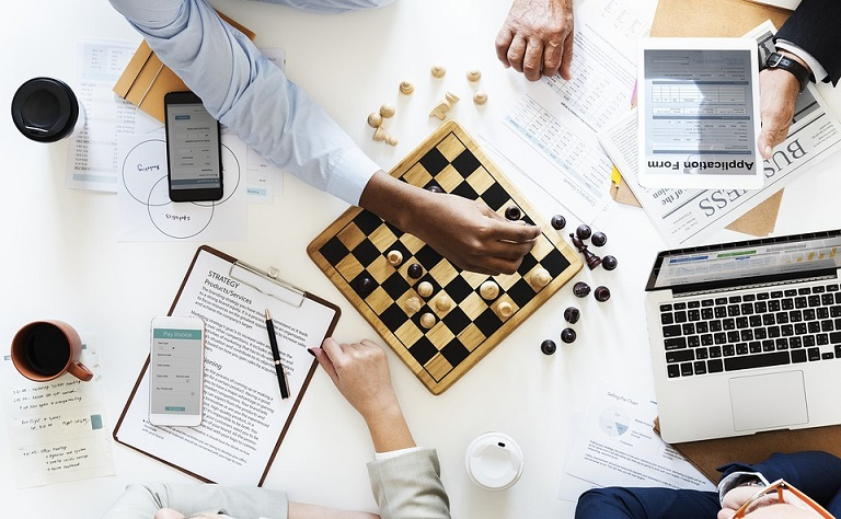 Games for your Next Team Building