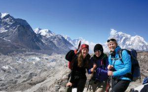 Himalayas Gokyo and Manaslu