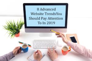 website trends