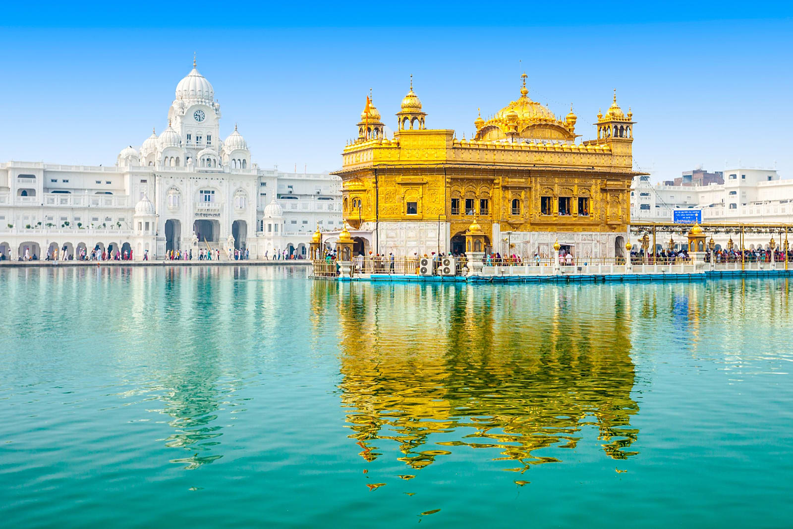 top places to visit in north india, amritsar