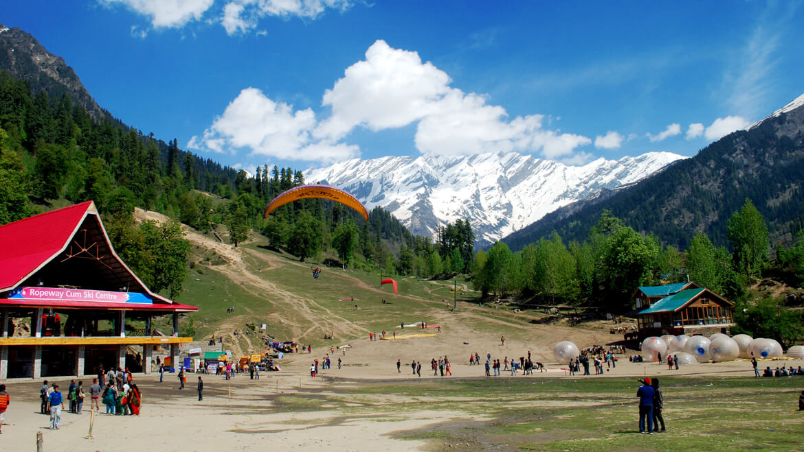 places to visit in north india for honeymoon, manali