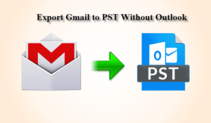 Backup Gmail to PST