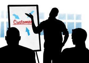 Customer Relationship on Social Media