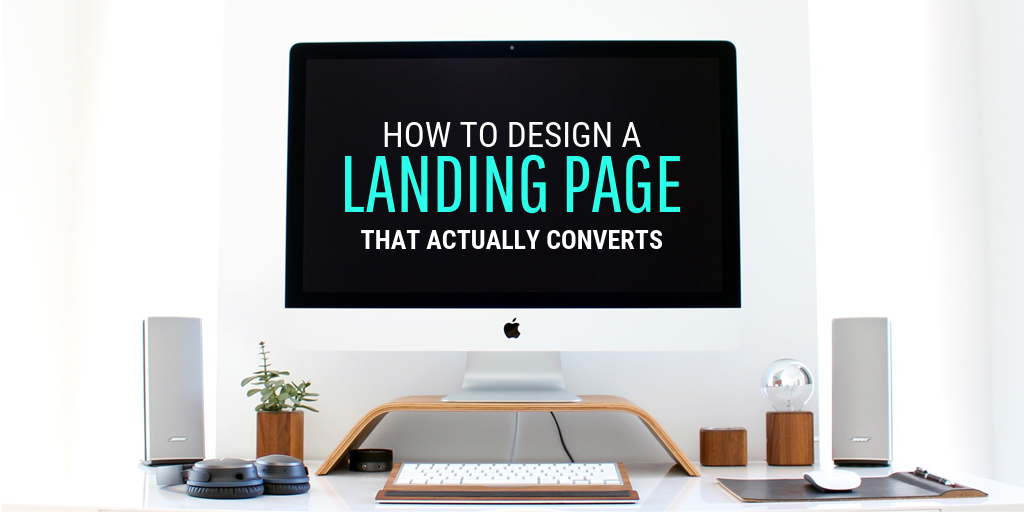 Landing Page That Actually Converts