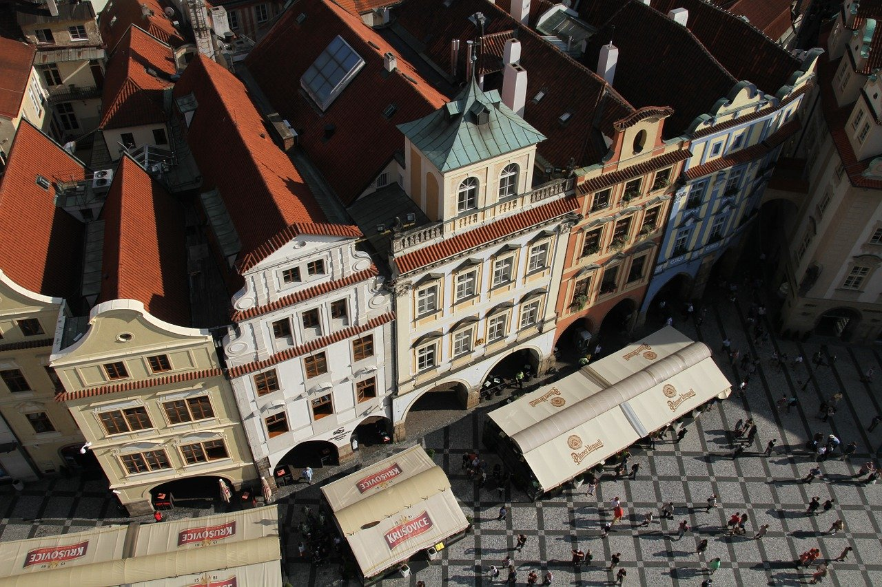 Prague is The Perfect Place For Adventure
