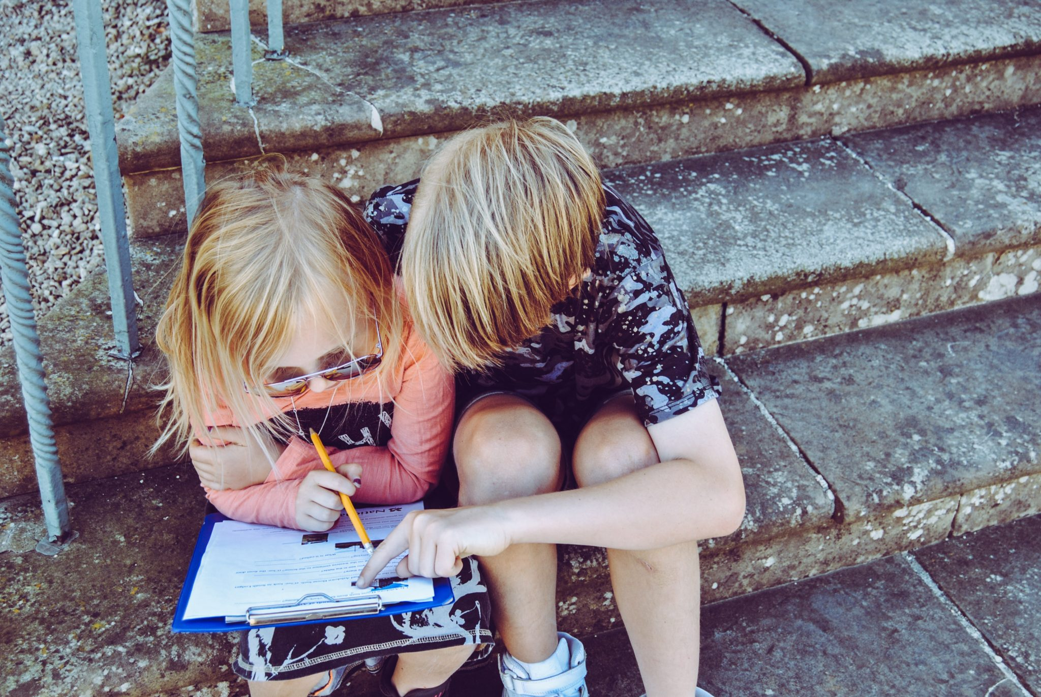 Improve Writing Skills for Kids