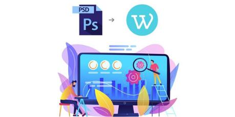 PSD to WordPress Template