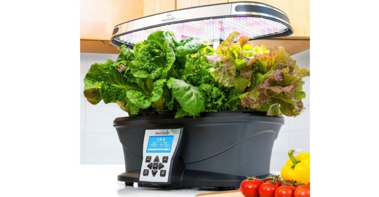 Indoor Smart Herb Garden
