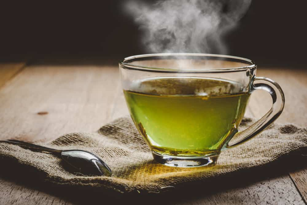 Green Tea – Great Impact on Weight Loss