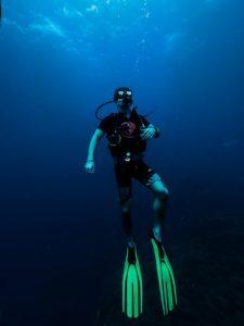 sea dive