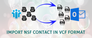 nsf to outlook vcf