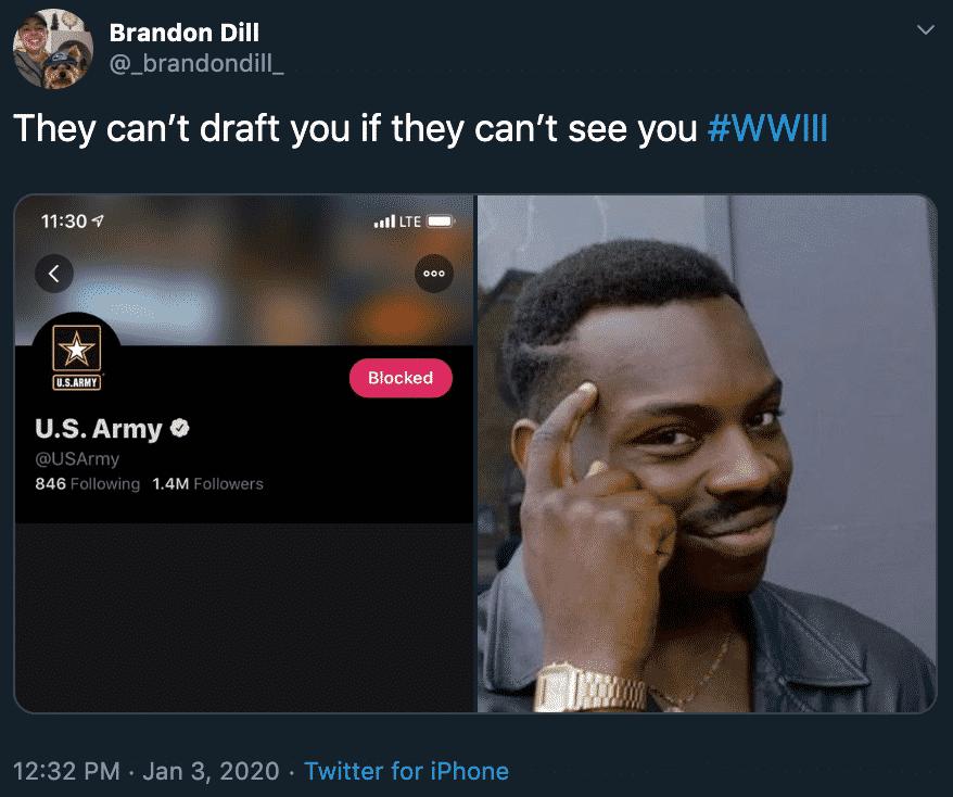 Try Memes On Twitter