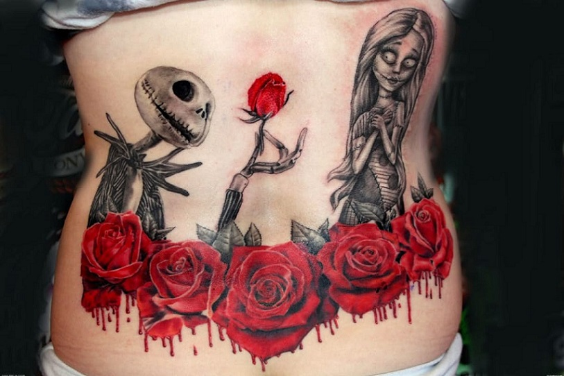 Christmas Tattoos With Meanings