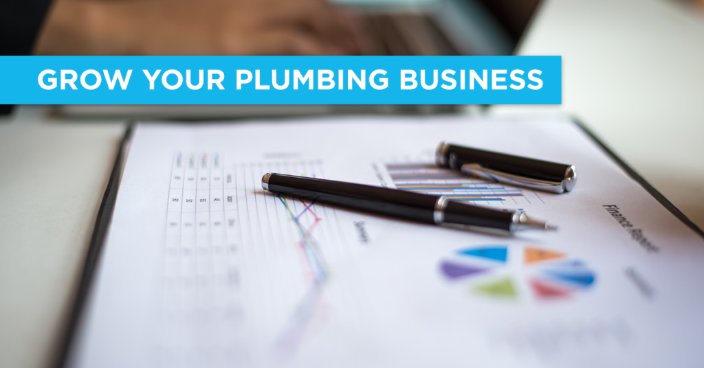 grow your plumbing business