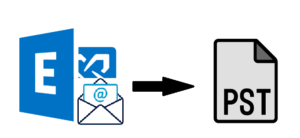 export email to pst exchange 2013