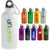 Market Your Brand With Promotional Aluminum Bottles