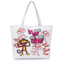 Advertise your Brand With Personalized Beach Bag