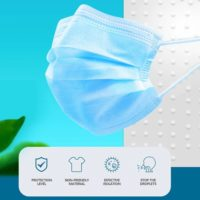 Advertise Your Brand With Disposable Surgical Face Masks