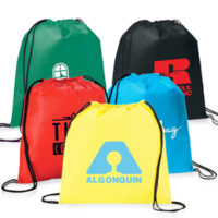 Market Your Brand With Promotional Drawstring Bags