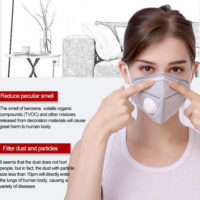 Get KN95 Air Pollution Face Mask at Wholesale Price