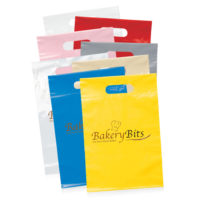 Promote Your Brand Using Personalized Plastic Bag