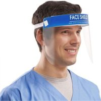 Buy Transparent Face Shields at Wholesale Price